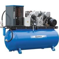 Поршневые компрессоры с рефрижераторным осушителем (690-1400 л/мин), (мощность 4,0-7,5 кВт)