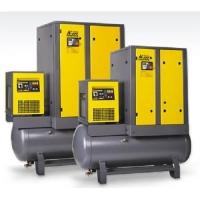 Винтовые воздушные компрессоры производительностью до 2 300 л/мин