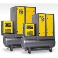 Винтовые воздушные компрессоры производительностью до 3 600 л/мин